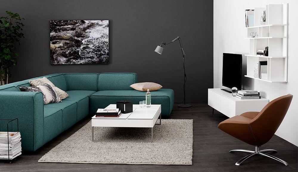 Bildergebnis für wohnzimmer boconcept | Wohnzimmer/Küche | Pinterest ...