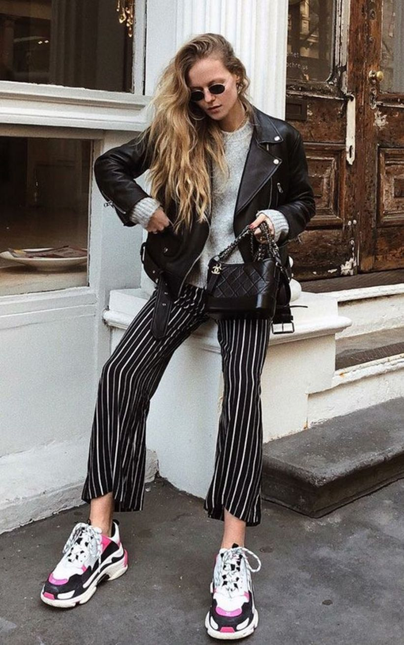 Trendy Sneakers Shoes for Street Style
