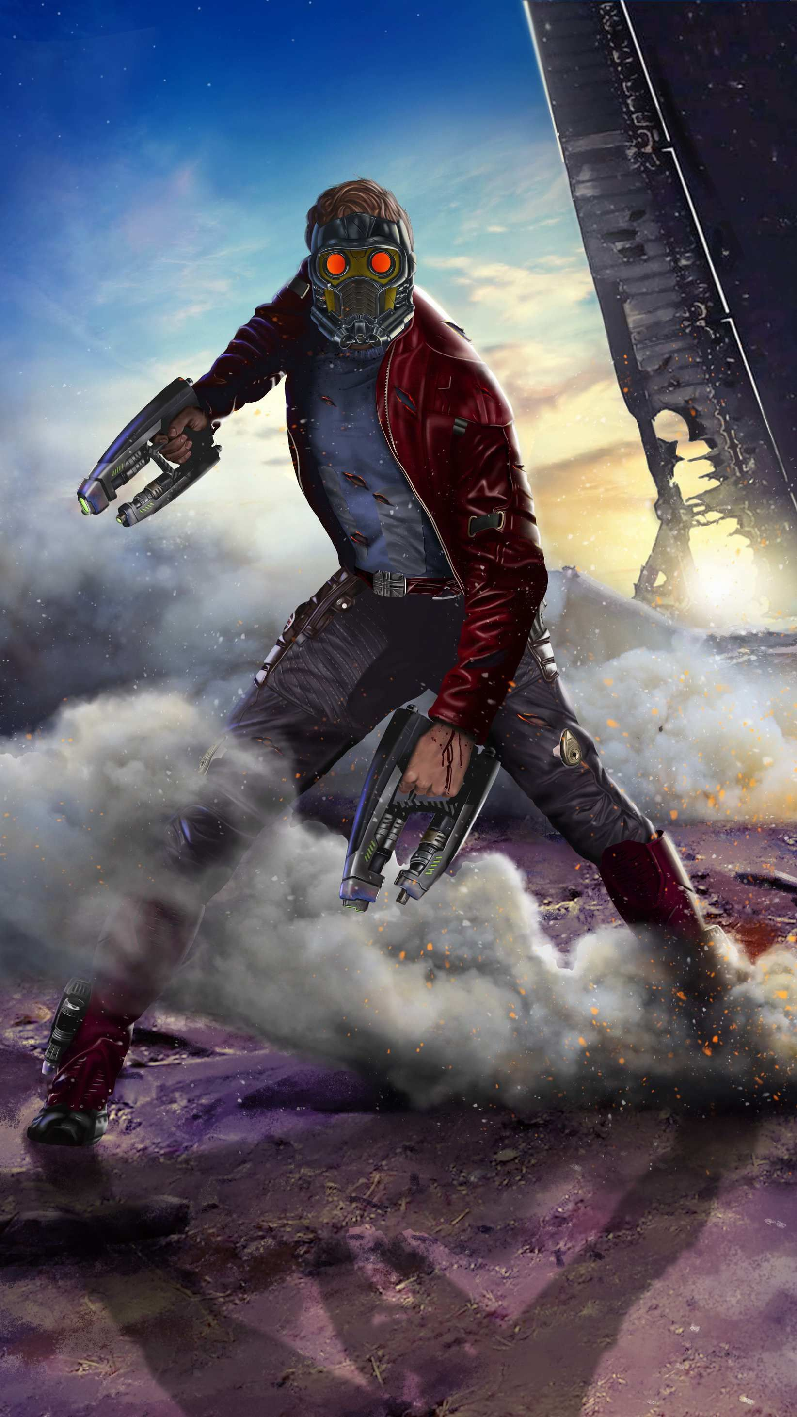 Guardians Of The Galaxy Star Lord Wallpaper Marvel Superheroes Guardians Of The Galaxy Marvel Cinematic