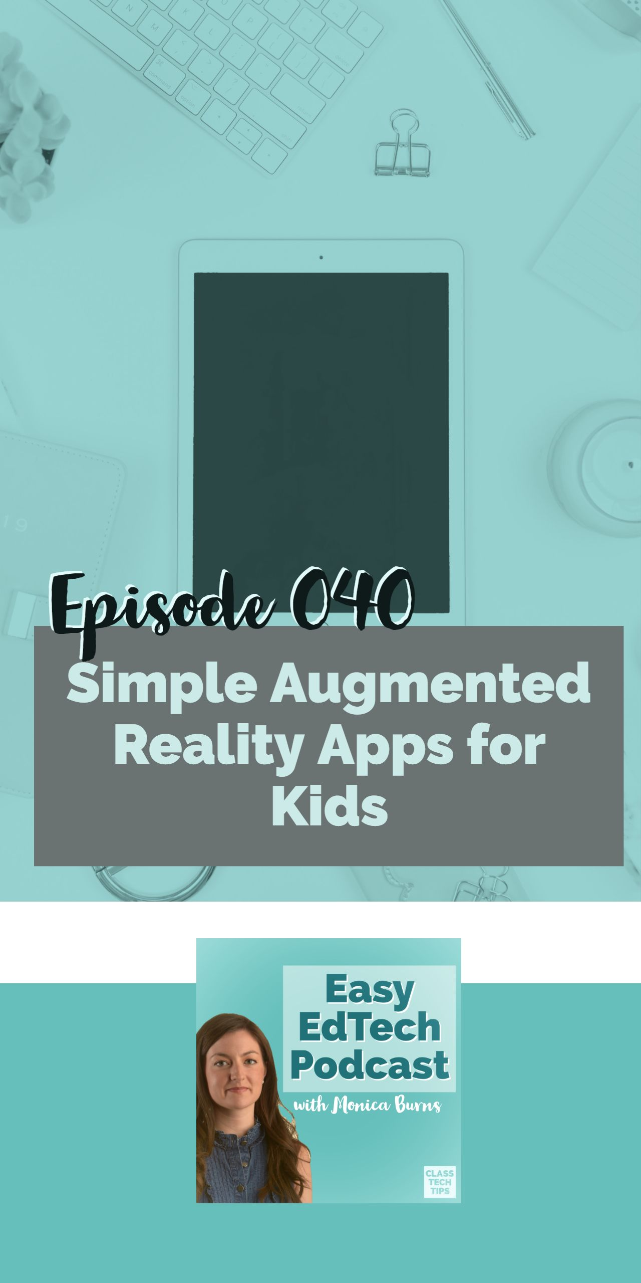 Simple Augmented Reality Apps for Kids Easy EdTech