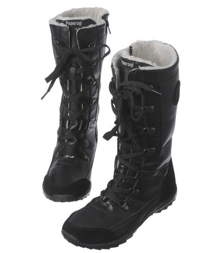 Peperoni støvle