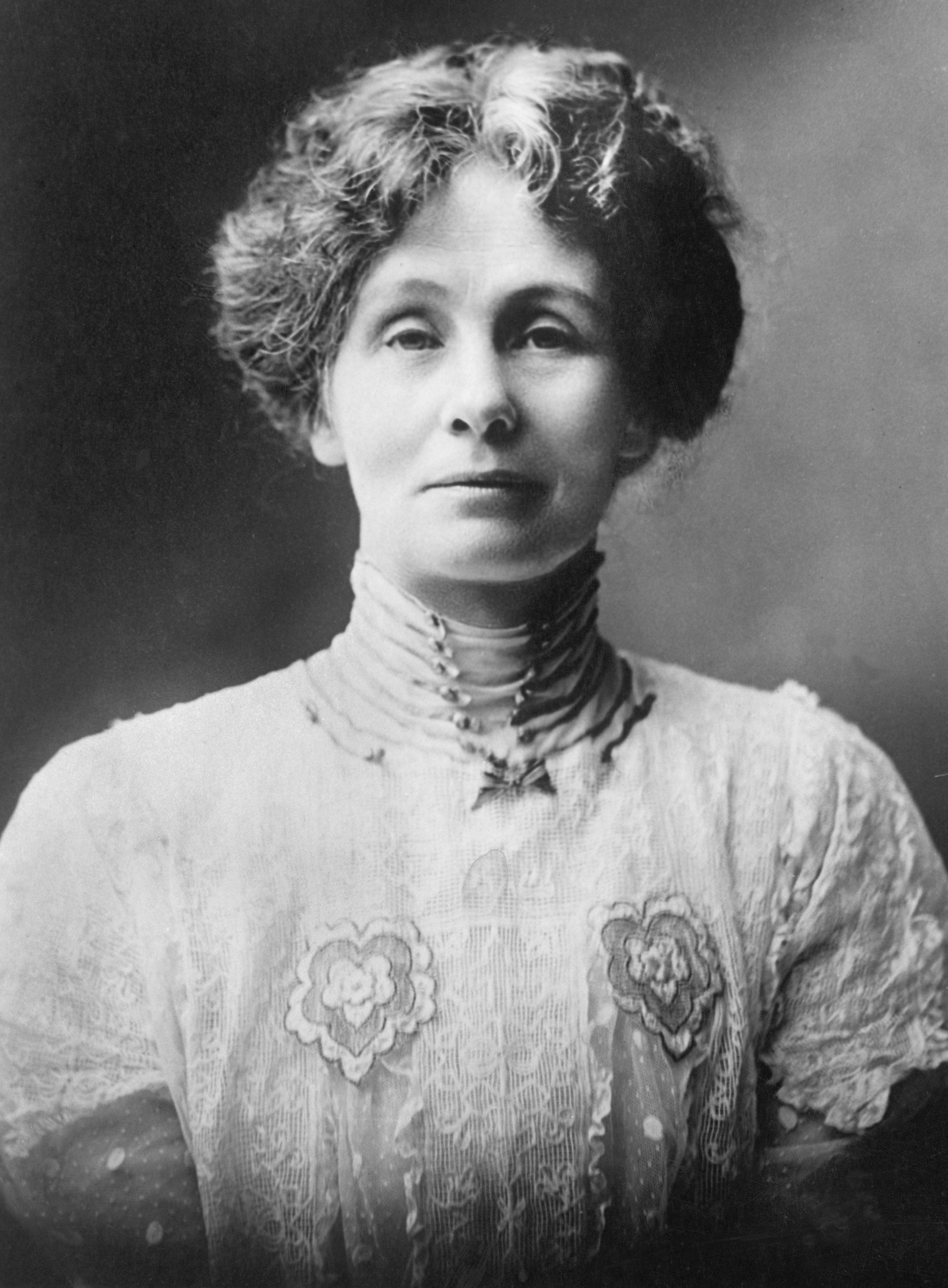 The Most Important Feminists of All Time | Emmeline pankhurst, Suffragette, British women