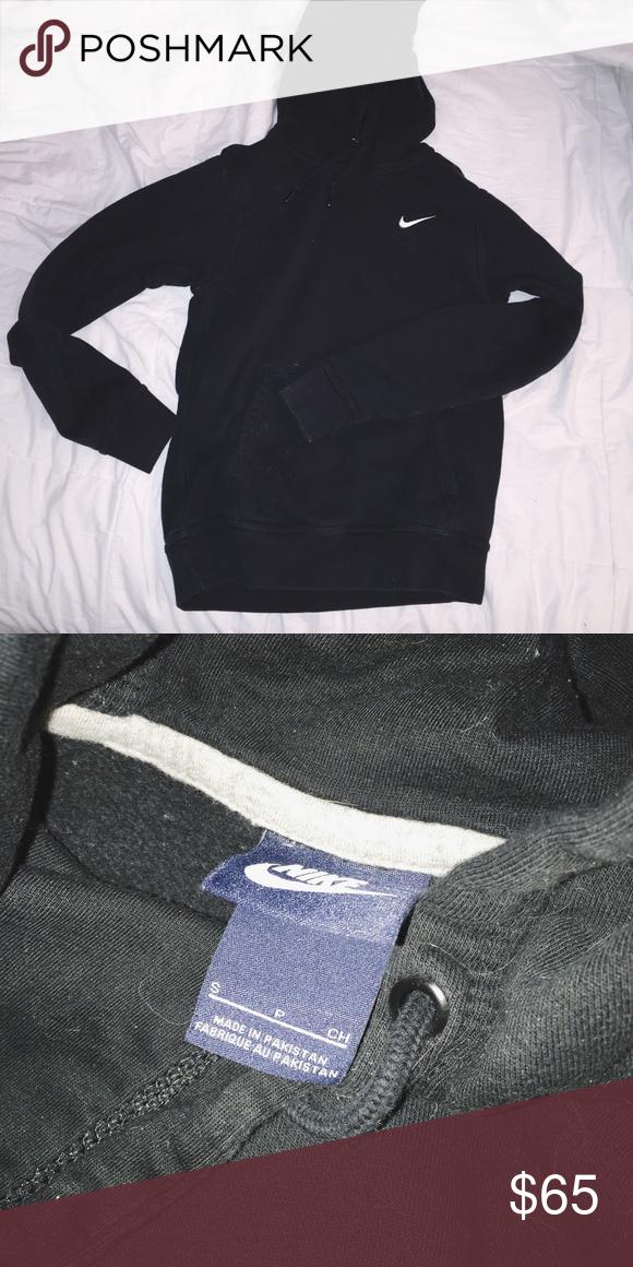 Nike Hoodie Nike Hoodie. Only worn twice. Nike Tops Sweatshirts & Hoodies