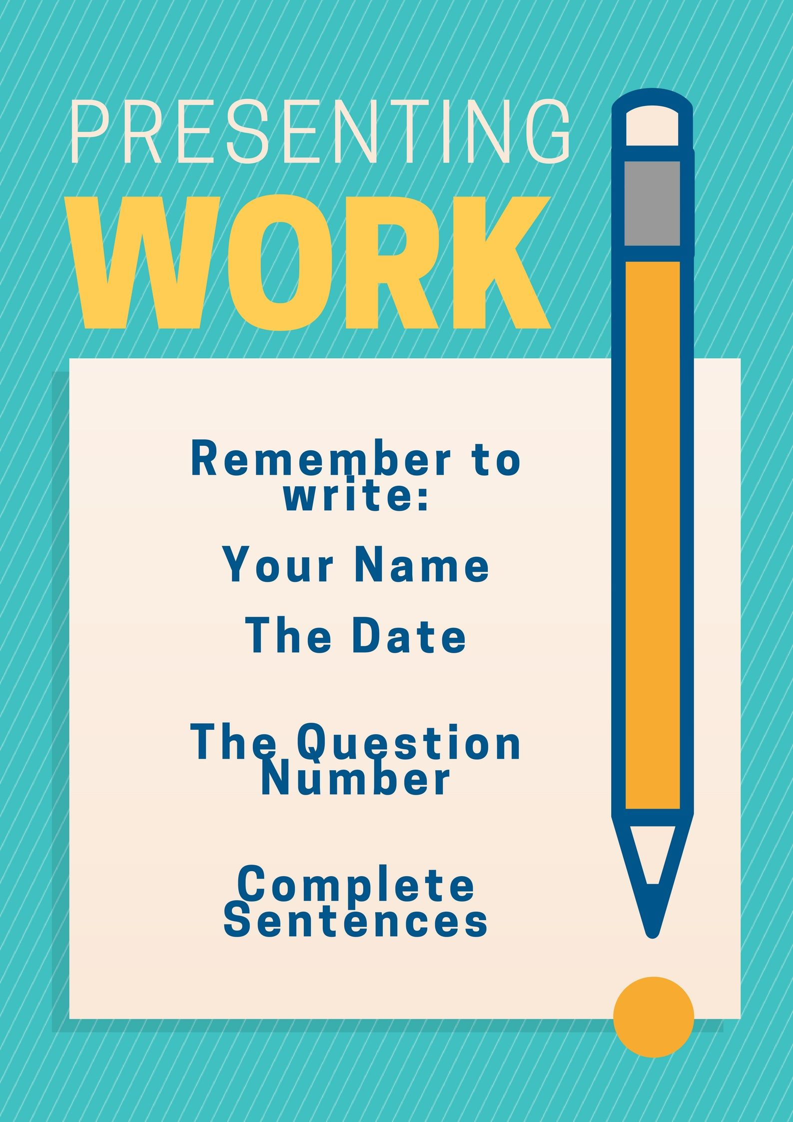 This Checklist Is Specifically For Those Students Who