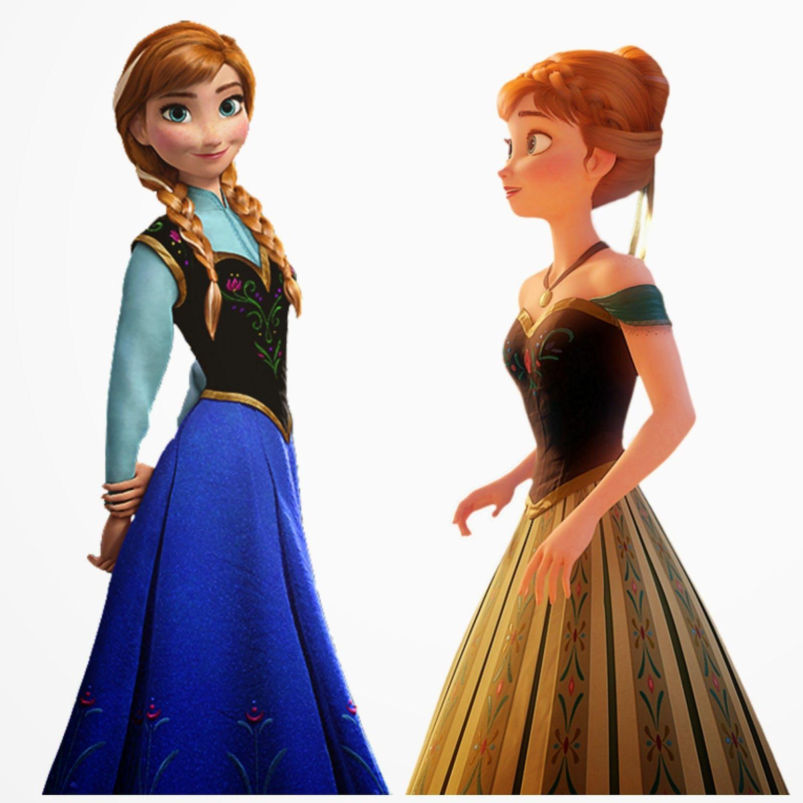 Anna Dresses