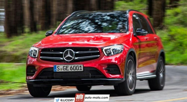 Future Mercedes Benz Gle 2018 4
