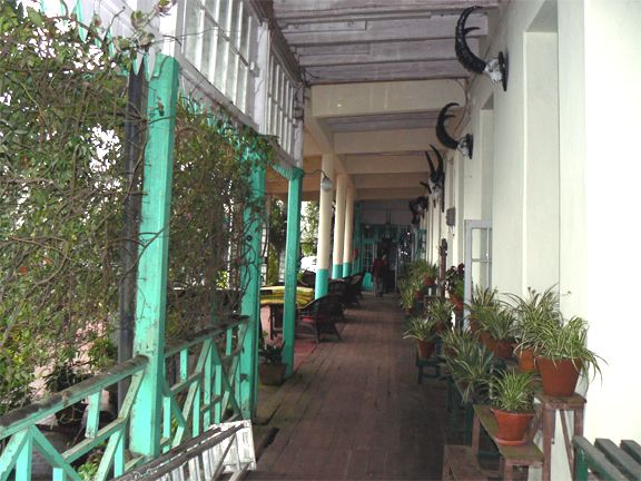 Darjeeling Planters Club the center for owners of tea platations