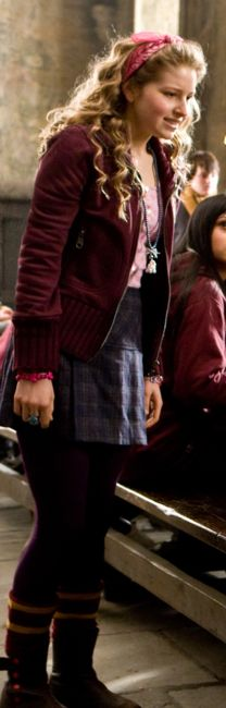Lavender Brown Lavender Brown Cool Outfits Harry Potter Day