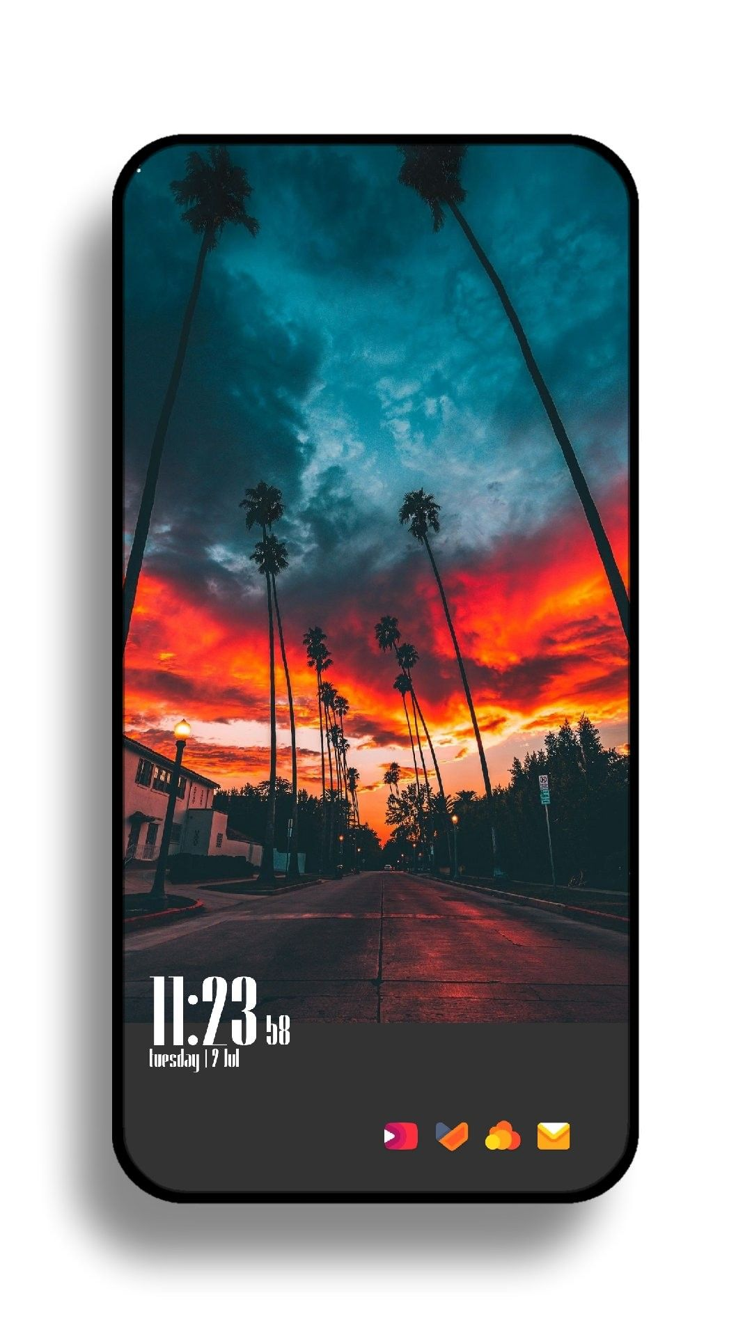 Pin by raayn on Android Mobile app design, Homescreen
