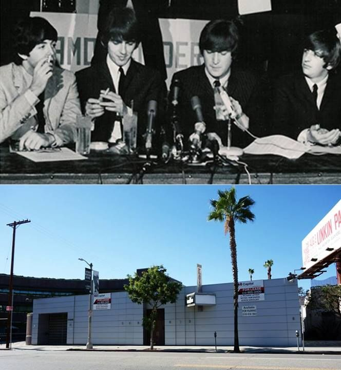 The Beatles Cinnamon Cinder Press Conference This Friday Will Mark The 49th Anniversary Of The Beatles Arrival To The Hollywood Bowl Gary Owen Casey Kasem