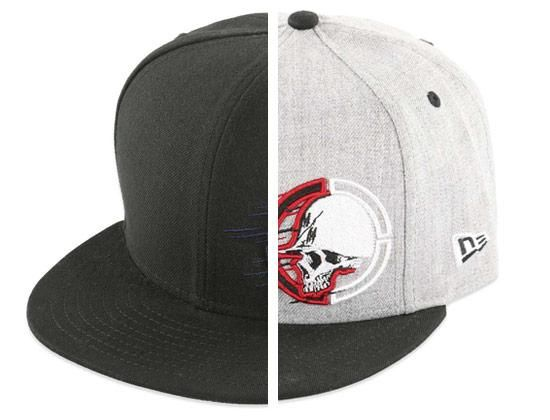 Striker 59Fifty Fitted Cap by METAL MULISHA  400e7f81320