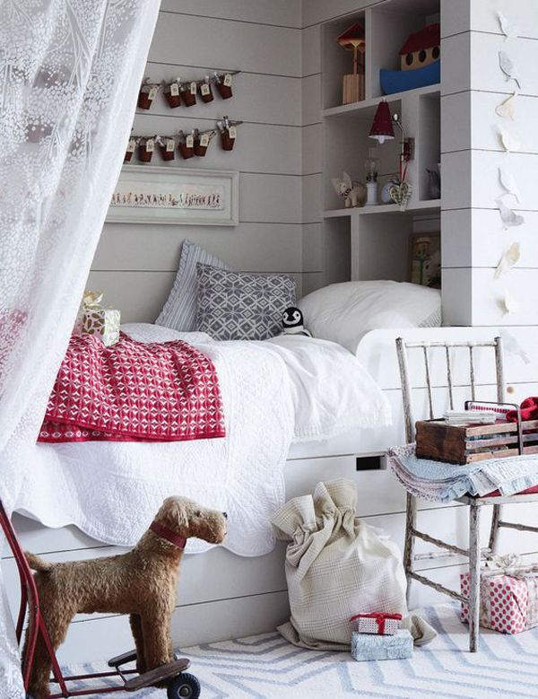 20 Cool And Fun Alcove Beds For Kids | Home Design And Interior ...