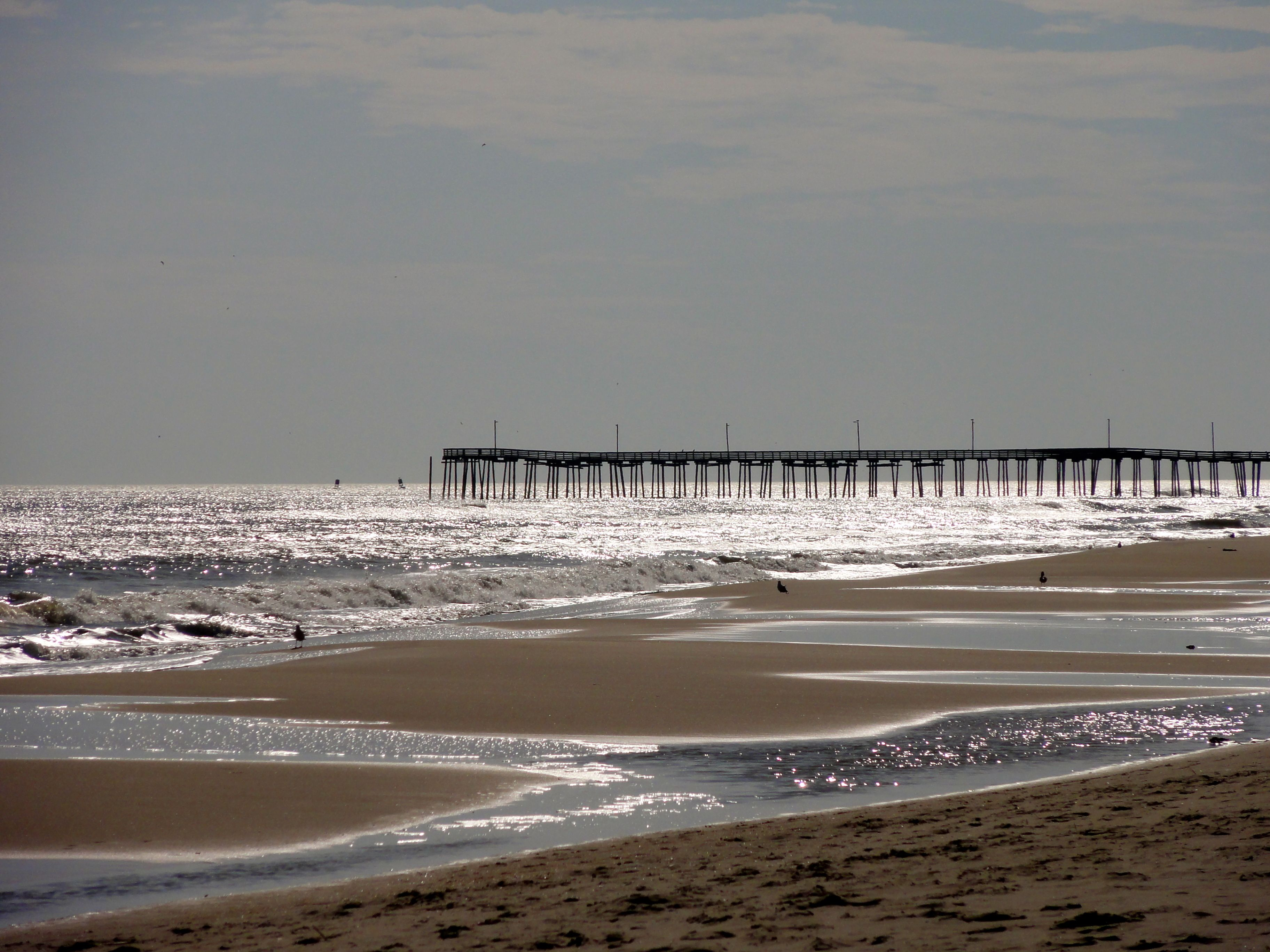 Taken 2 Weeks Prior To Thanksgiving In Virginia Beach Va Beautiful Beaches Beautiful Places Vacation Spots
