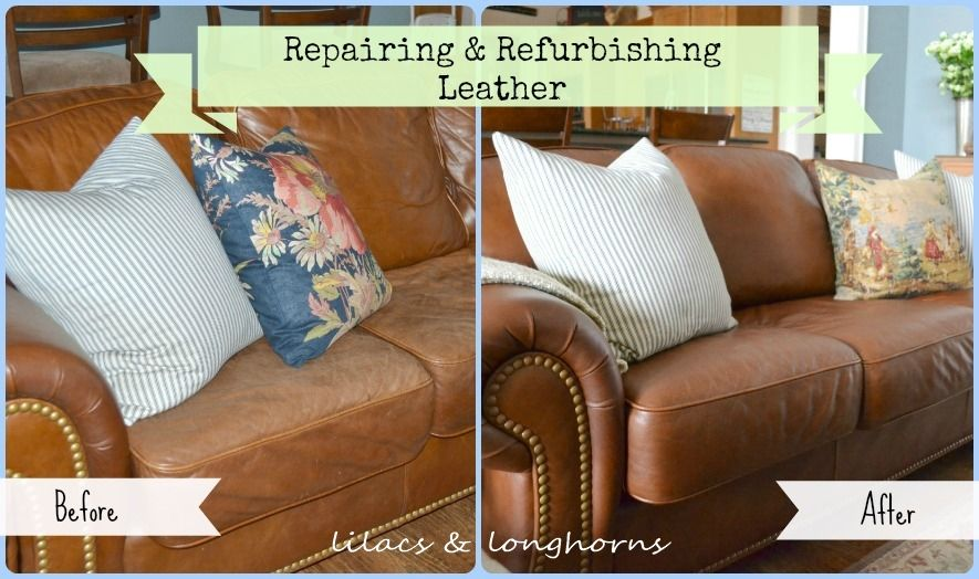 Get Scratches Out Of Leather Couch