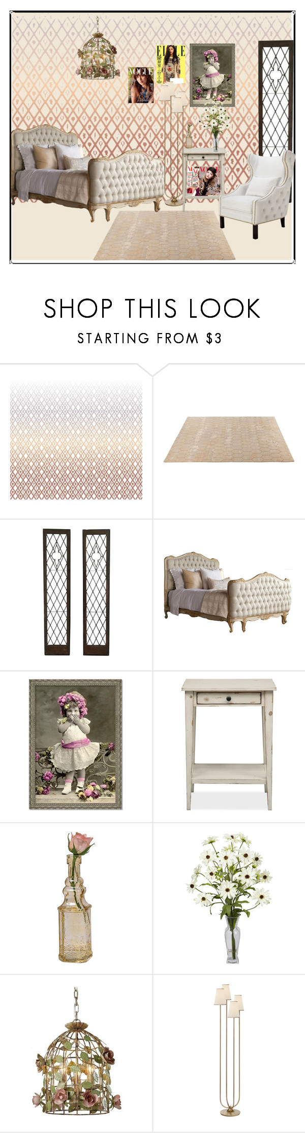 Untitled #311 by andel23 on Polyvore featuring interior, interiors, interior design, home, home decor, interior decorating, AERIN, ABC Italia and Cultural Intrigue