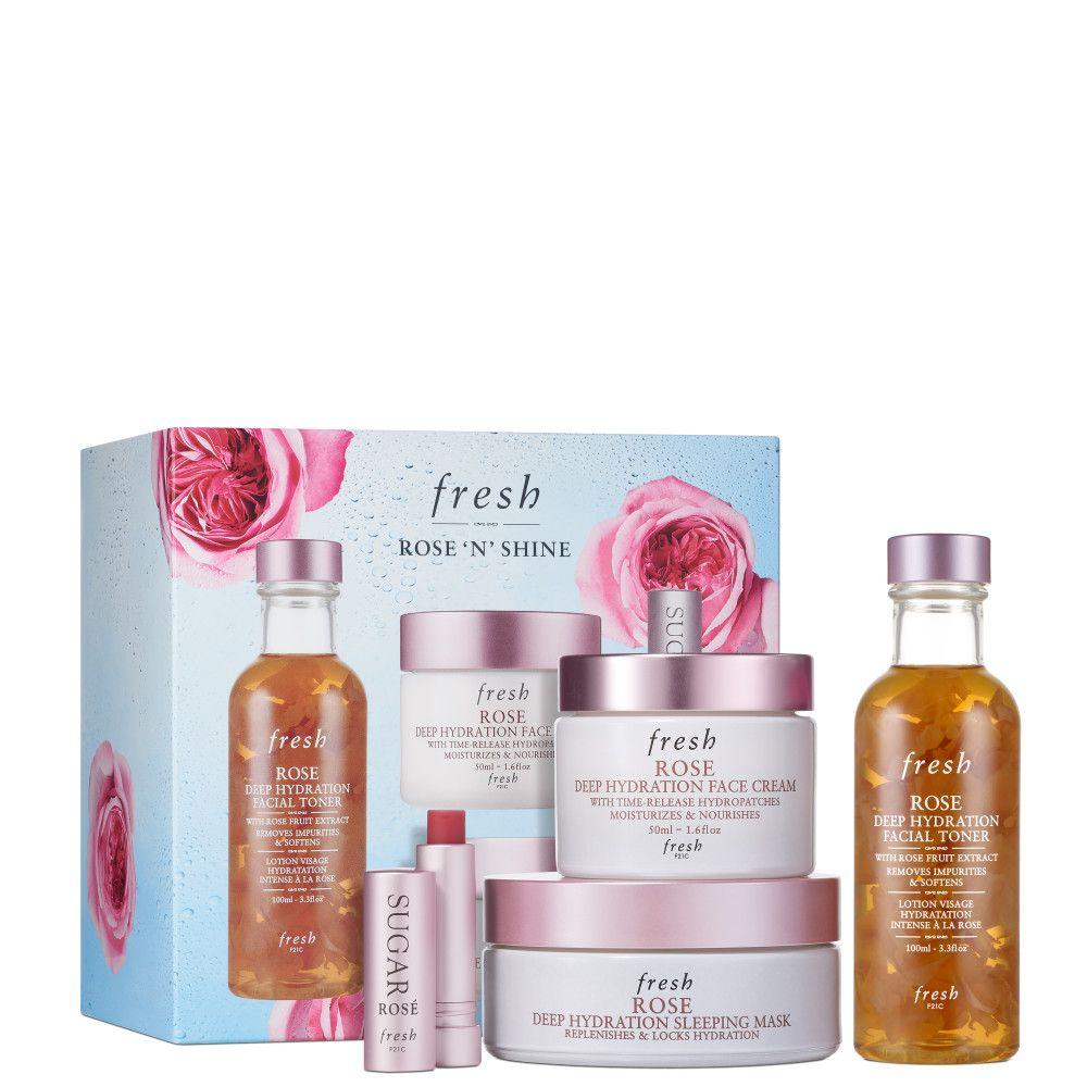 Rose N' Shine Skincare Set (With images) Skincare set
