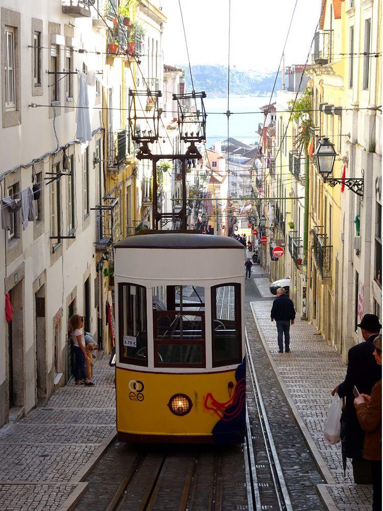Ein Wochenende in Lissabon: Sightseeing und Secondhand