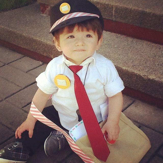 Pablo el cartero! mailman costume  8ce0259fa9f