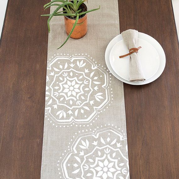 Lovely Moroccan Table Runners