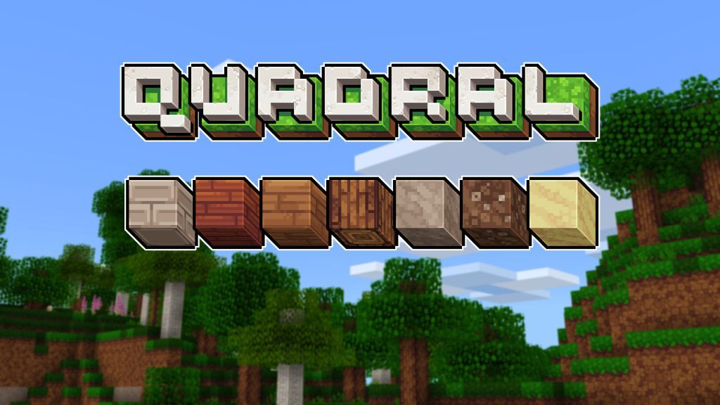 Ignaf S Quadral Useful Resource Pack 1 15 2 1 14 4 In 2021 Texture Packs Minecraft Texture