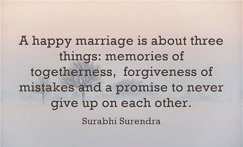 Marriage Quote | 52 Funny And Happy Marriage Quotes With Images