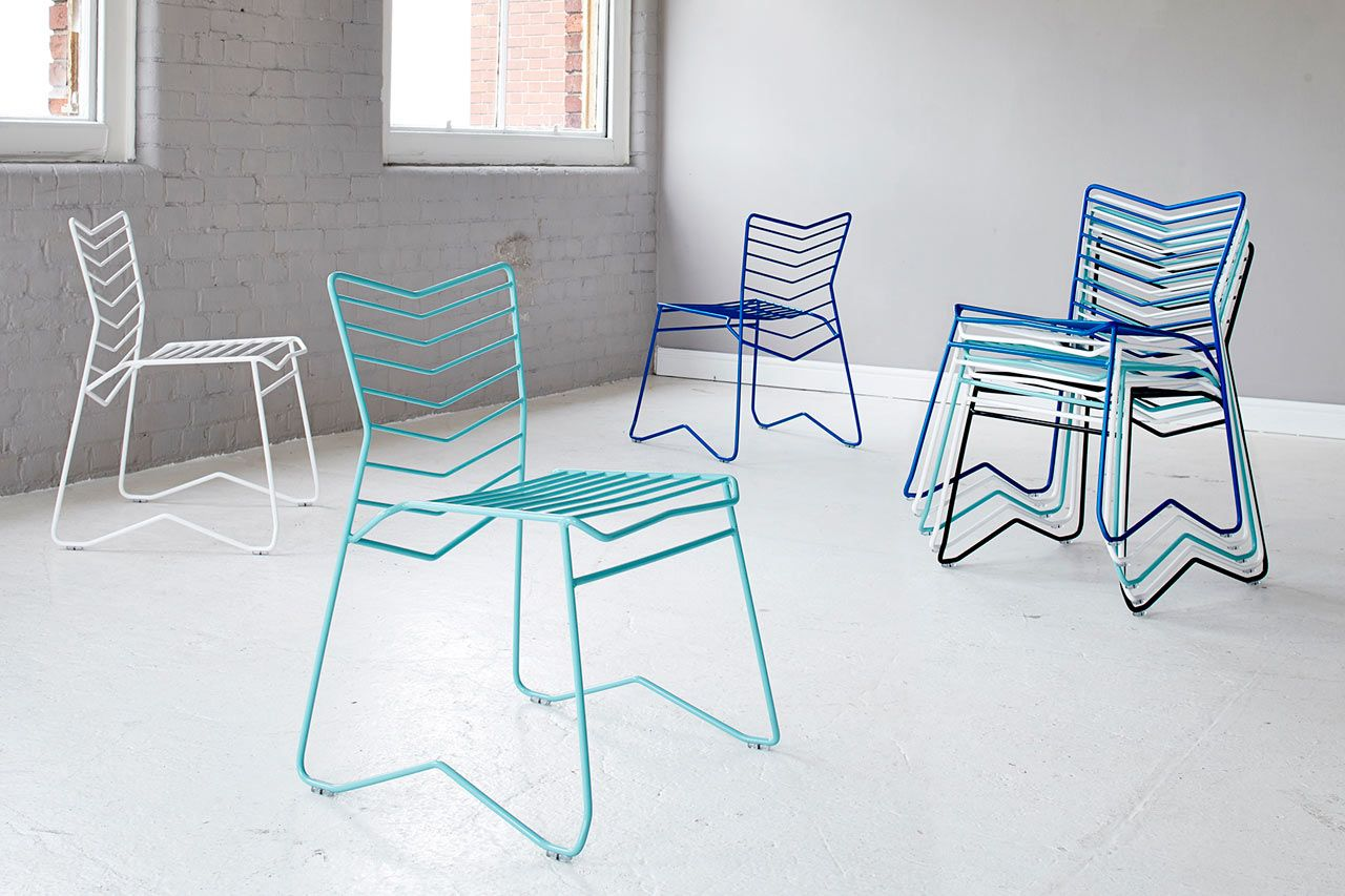 Kai-Wire-Chair-Daniel-Lau-2 | Wire chair