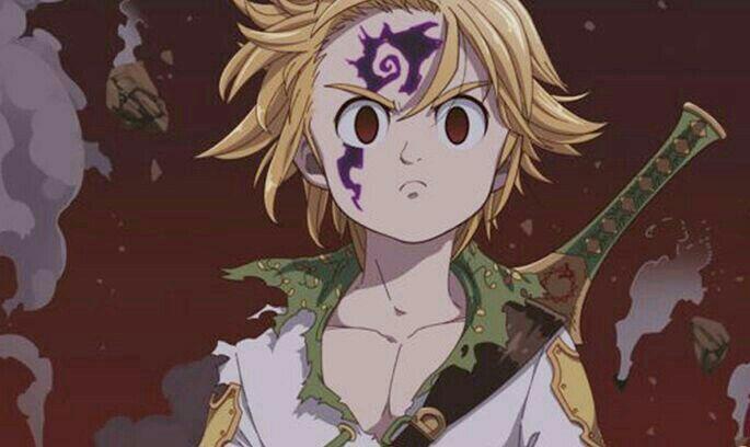 O MANDAMENTO DE MELIODAS | Nanatsu No Taizai°™ Amino