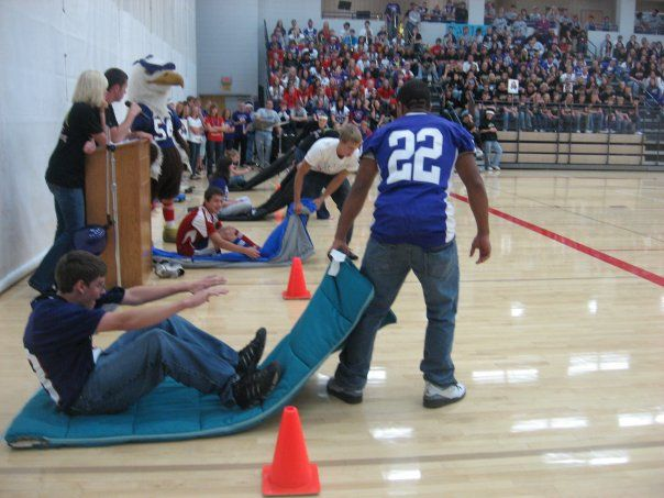 Fun Intervention Activity Idea Assembly Games Idea Pep Rally Games Homecoming Games Leadership Games