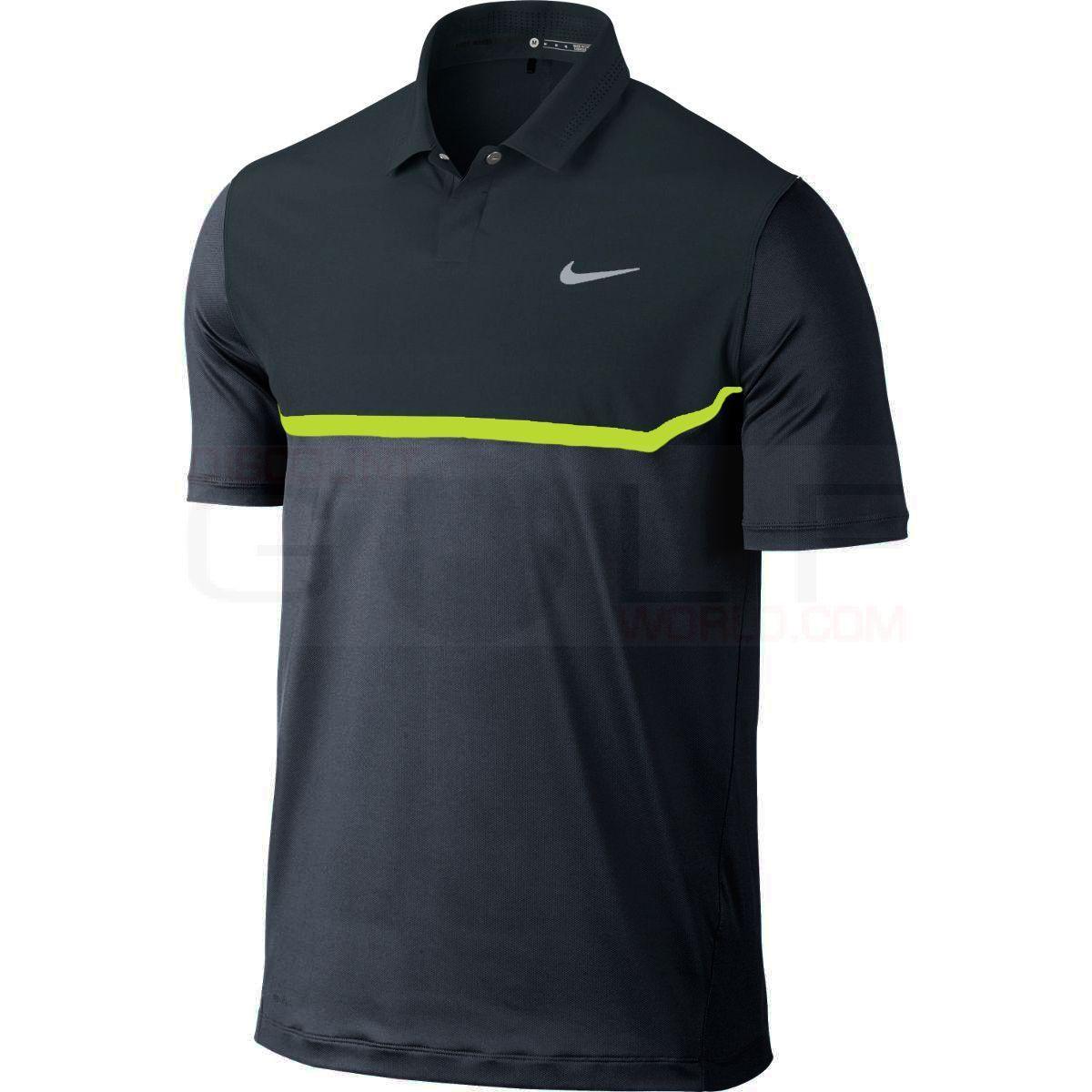 Nike TW Elite Cool Carbon Polo 639819