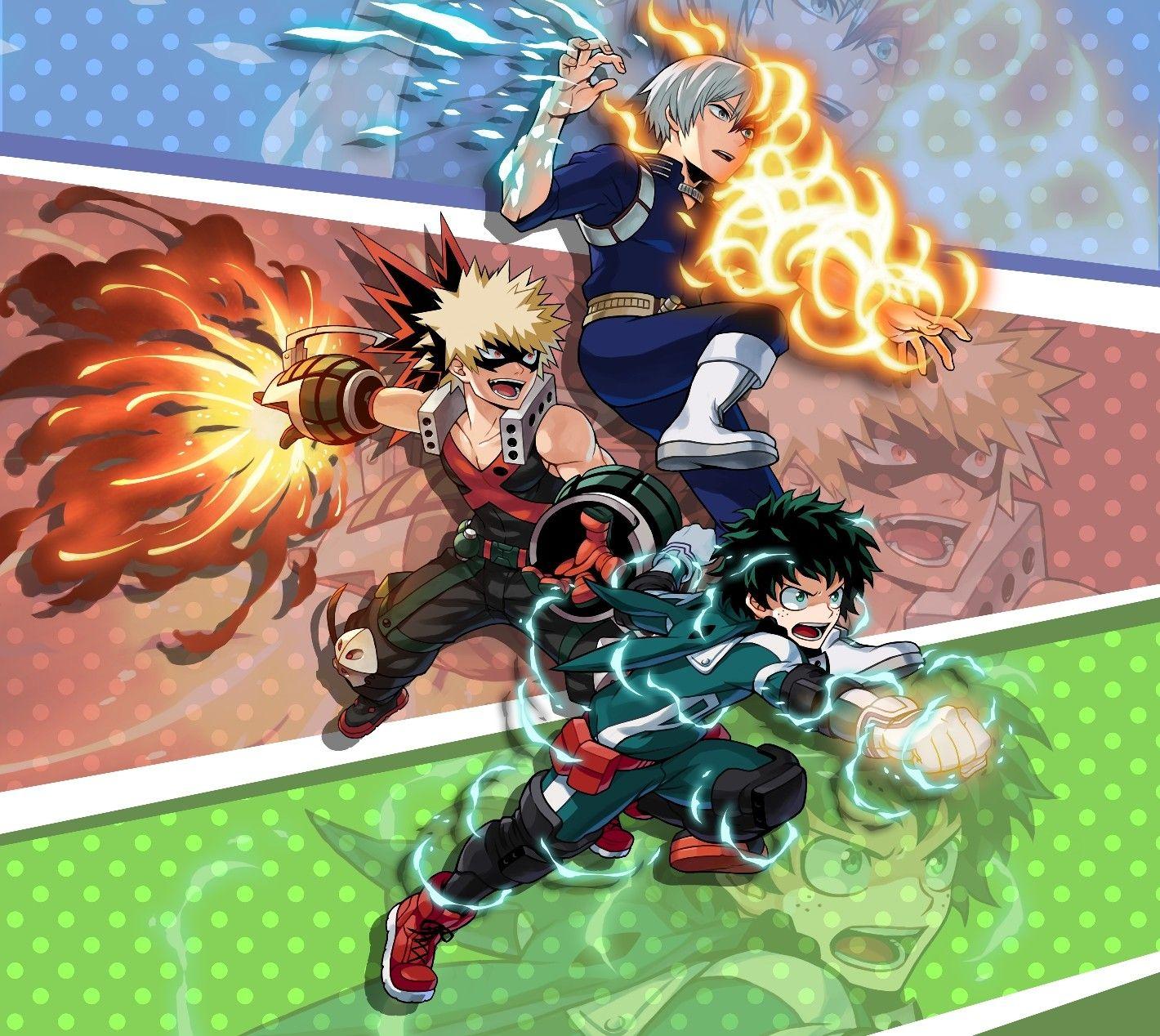 Idea by UnusualLeopardO . on My Hero Academia Anime, My