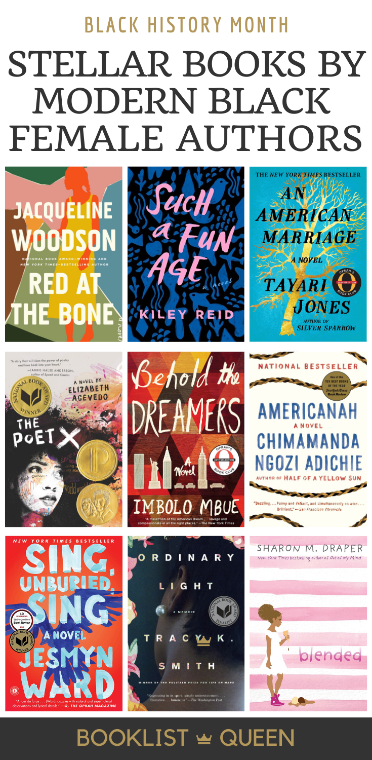 22 Must Read Books By Contemporary Black Female Authors In 2020 Best Book Club Books Books Book Club Books