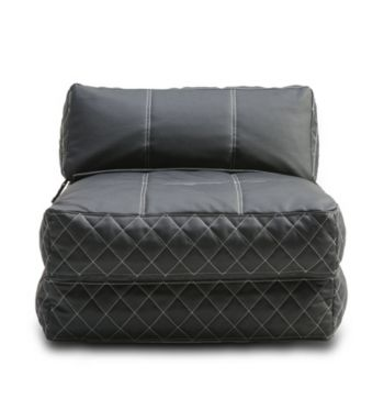 Phenomenal Austin Bean Bag Chair Bed Black Products In 2019 Bean Unemploymentrelief Wooden Chair Designs For Living Room Unemploymentrelieforg
