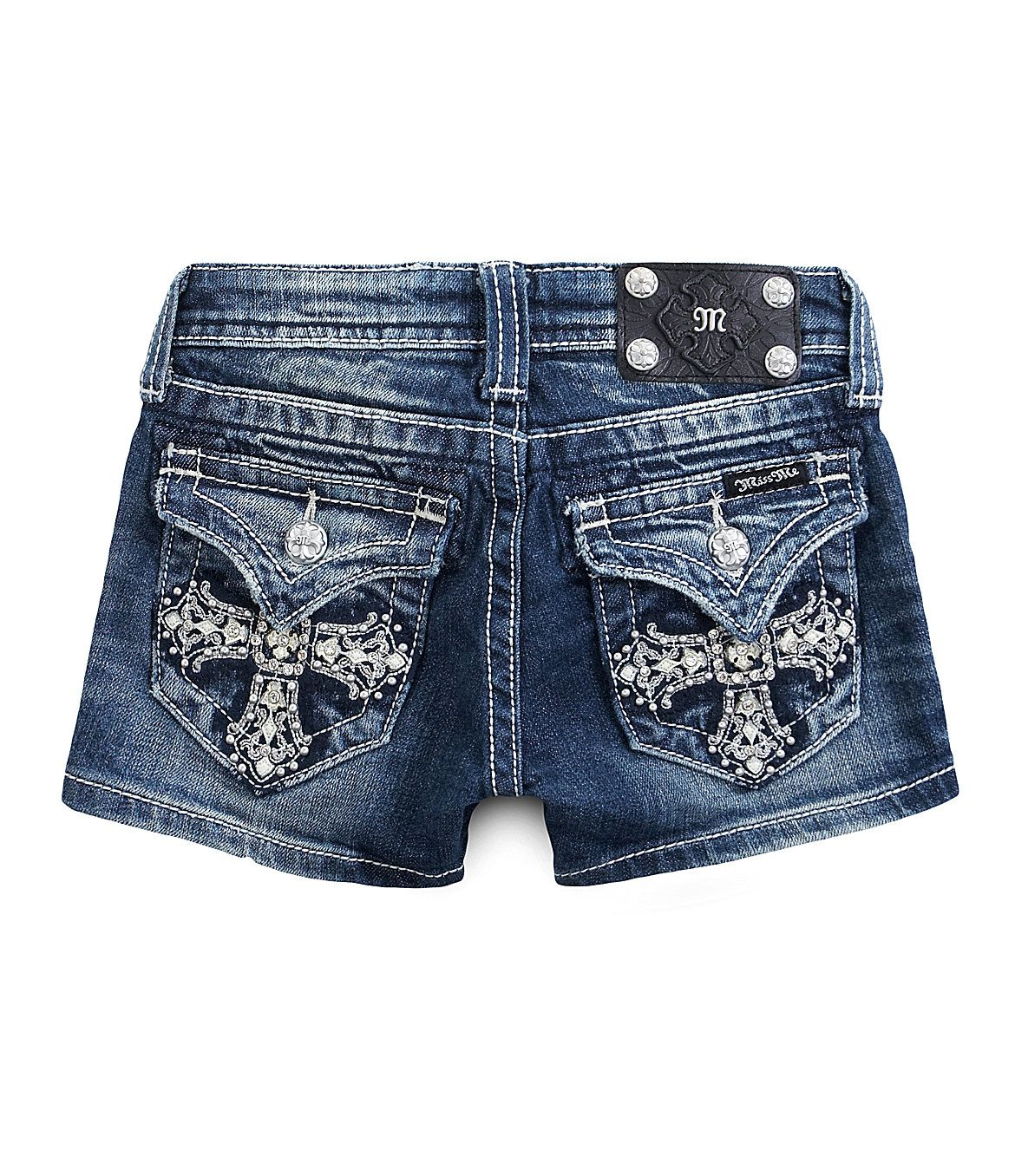Miss Me Jeans Shorts :) | fashion for the kiddos | Miss me ...