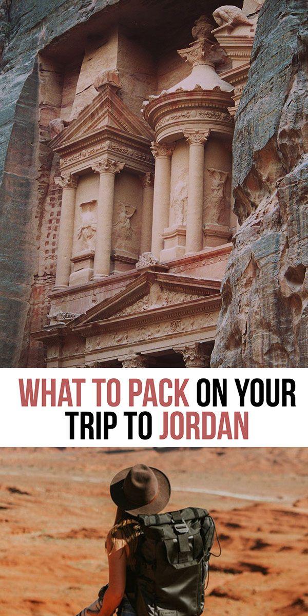 What to Wear in Jordan for Any Season #traveltojordan