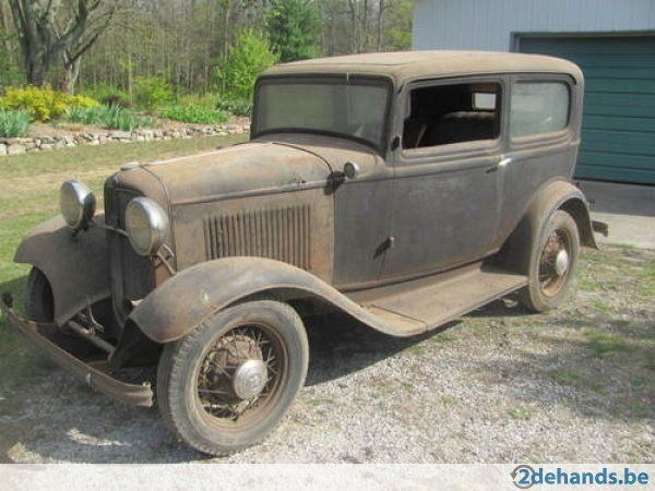 ford model a te koop
