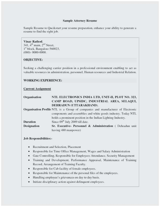 79 Beautiful Collection Of Sample Resume Of Mba Lecturer