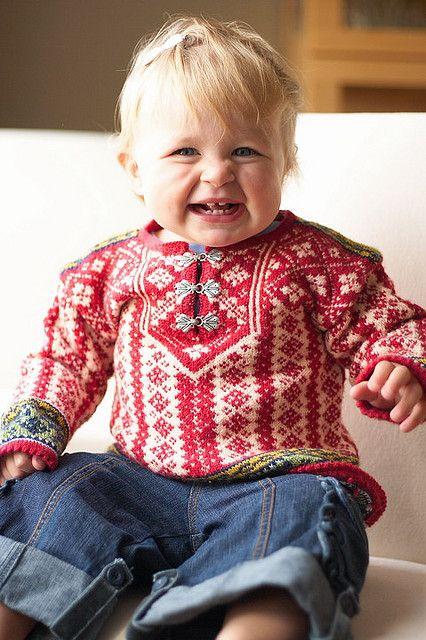 Storslått 1022 Geilo Child pattern by Dale Design | Norway | Norwegian GA-03