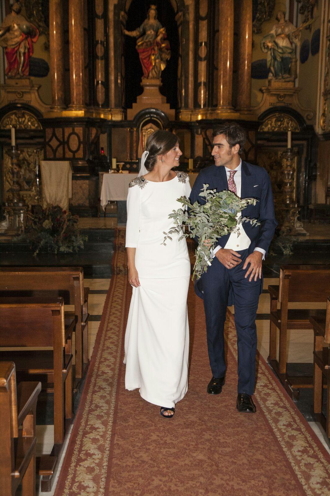 Nos declaramos fans de Rocío y Alberto, ¡una pareja espectacular! Foto: CLICK10