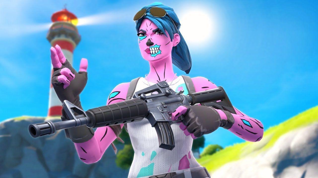 Pink Ghoul Trooper Wallpapers Top Free Pink Ghoul Trooper Backgrounds Wallpaperaccess In 2020 Ghoul Trooper Gaming Wallpapers Best Gaming Wallpapers
