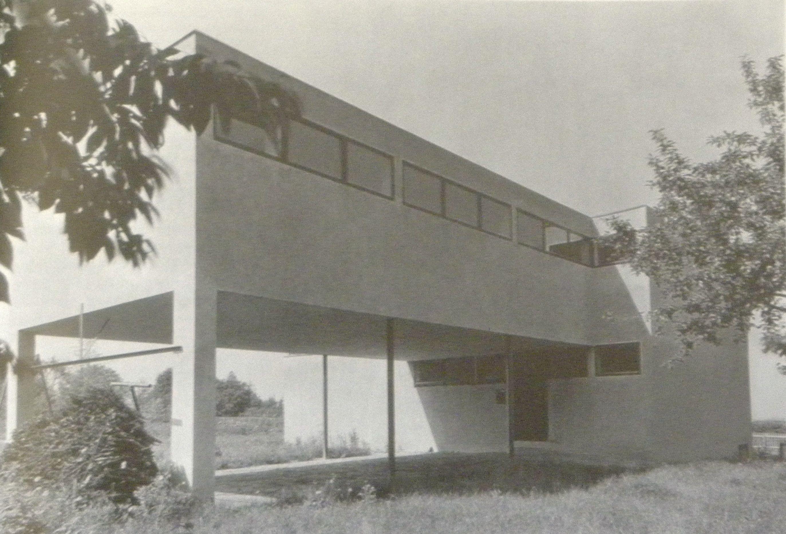 Haus Schaeffer By Hans Schmidt. 1927 29