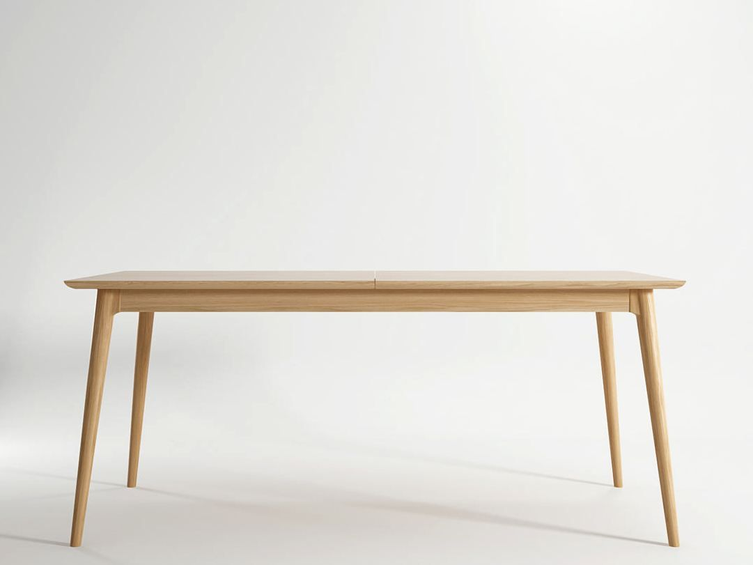 Tavolo Espandibile ~ Vintage tavolo allungabile by karpenter design hugues revuelta