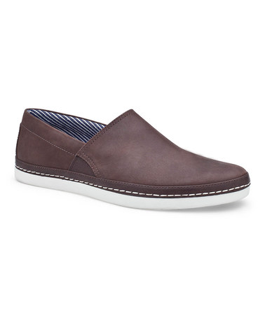 Look what I found on #zulily! Grizzly Reefton Leather Slip-On Sneaker -
