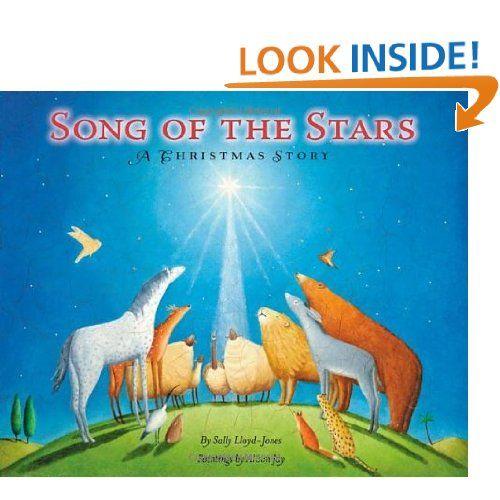 Song of the Stars A Christmas Story Sally Lloyd-Jones, Alison Jay