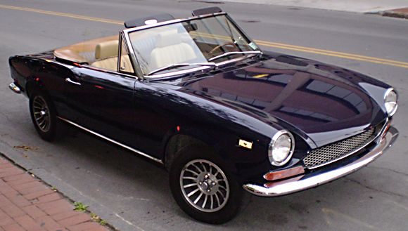 71 Fiat Spider | Vehiculation | Pinterest | Fiat and Cars