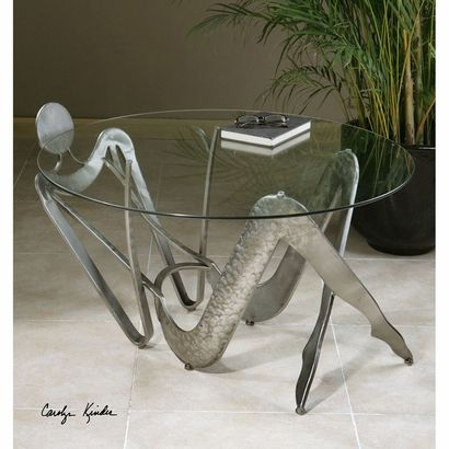 Lena Modern Coffee Table - Click to enlarge