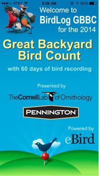 Great Backyard Bird Count - Free App February 14 - 17 ...