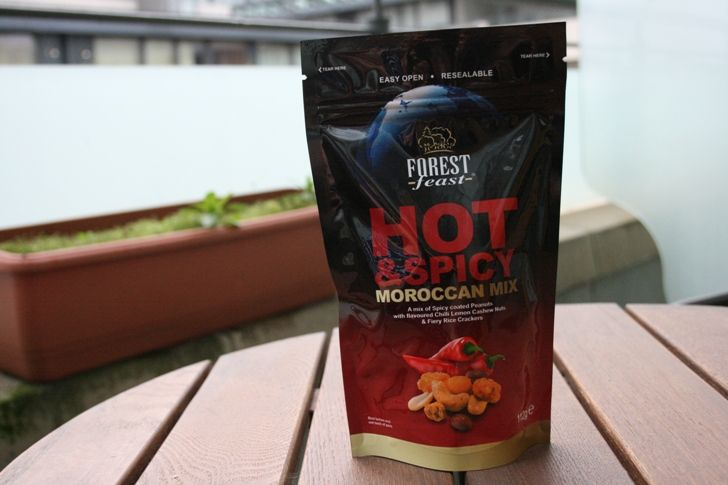 hot  spicy moroccan mix - coffee in a cup blog | Forest Feast