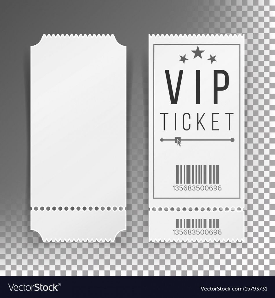 Get Our Sample Of Theatre Ticket Template Ticket Design Template Ticket Template Ticket Design