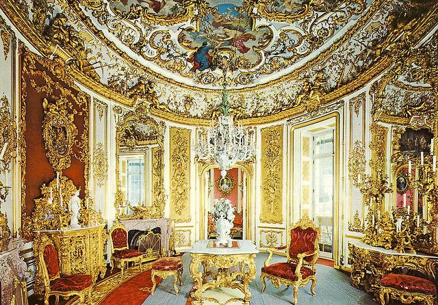 Linderhof Castle In Bavaria Case Da Sogno Palazzi Architettura