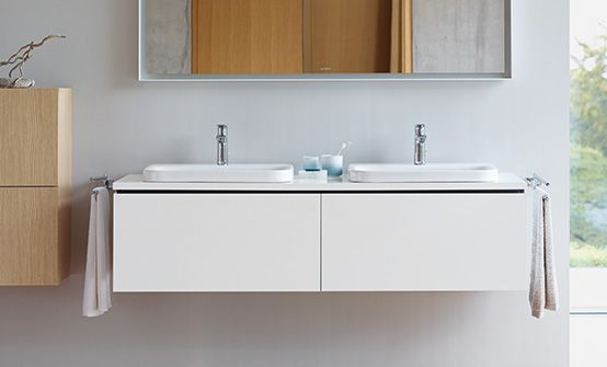 Bathroom Furniture From L Cube Series Is Available In 30 Different